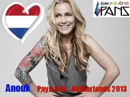 Eurovision 2013 - Pays Bas - Netherlands - Anouk 2